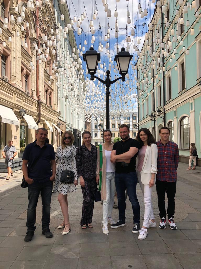 Брокер-тур по жилому комплексу Stoleshnikov 7