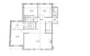 квартира 2 спальни