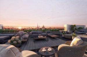 Barkli Terrace