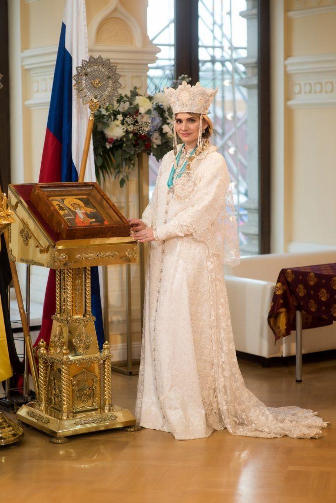 """икона Божией Матери """"Взыскание Погибших"""", 40 лет Общине"""