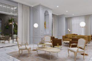 Lounge зона