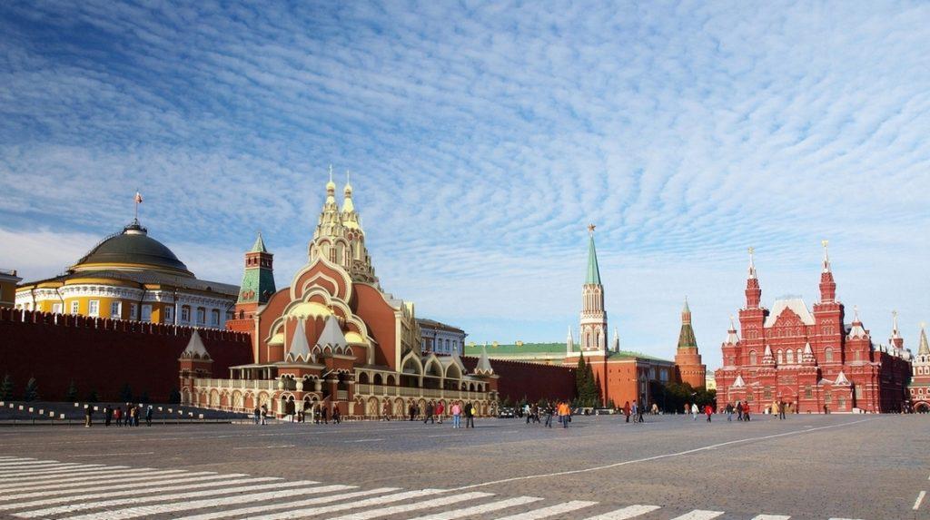 Реконструкция Красной Площади и строительство храма Державной Богоматери изменит биосферу Земли