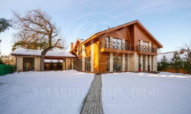 На продажу дом впоселке Иславское
