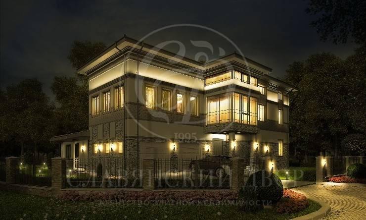 Новый дом вМиллениум Парке