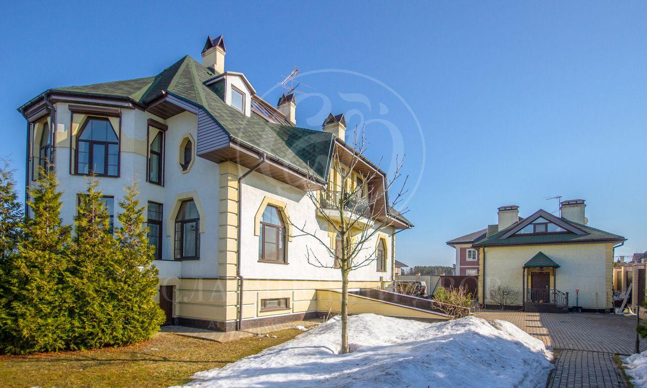 На продажу дом впоселке Архангельское-2