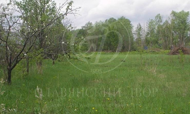 Продажа земельного участка, Рублево-Успенское шоссе
