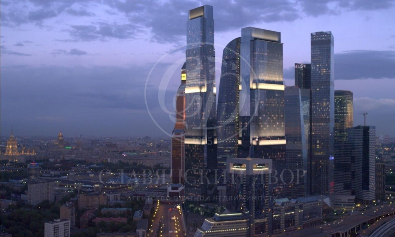 Neva Towers Москва Сити