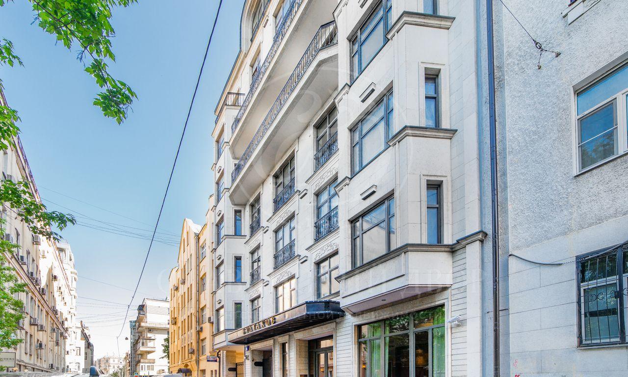 Коммерческая недвижимость Козихинский Большой переулок эдванс.с москва коммерческая недвижимость