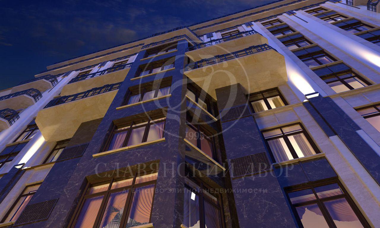 Клубный дом Звонарский