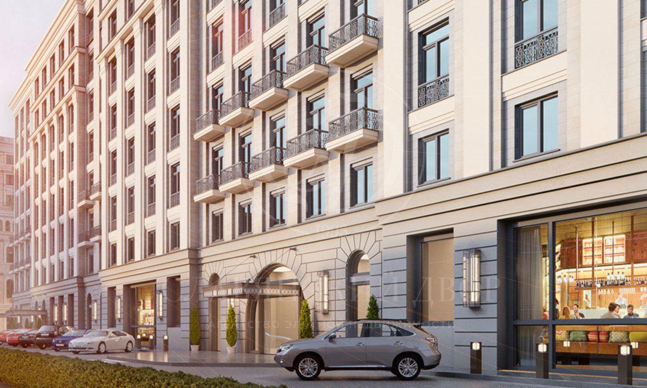 комплекс апартаментов Софийский