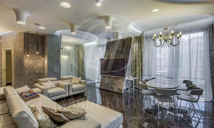Стильная квартира вДоме на Покровском бульваре