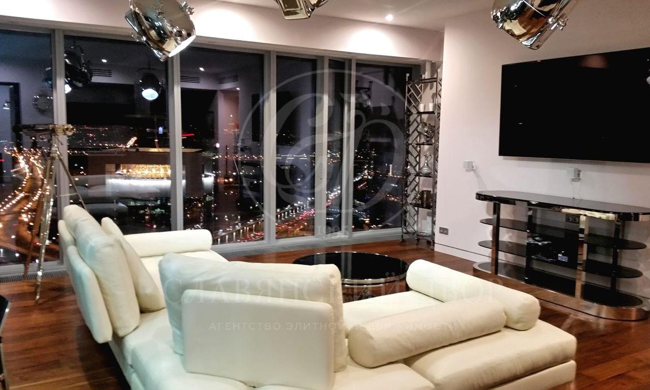 Шикарная видовая квартира вБашне ОКО