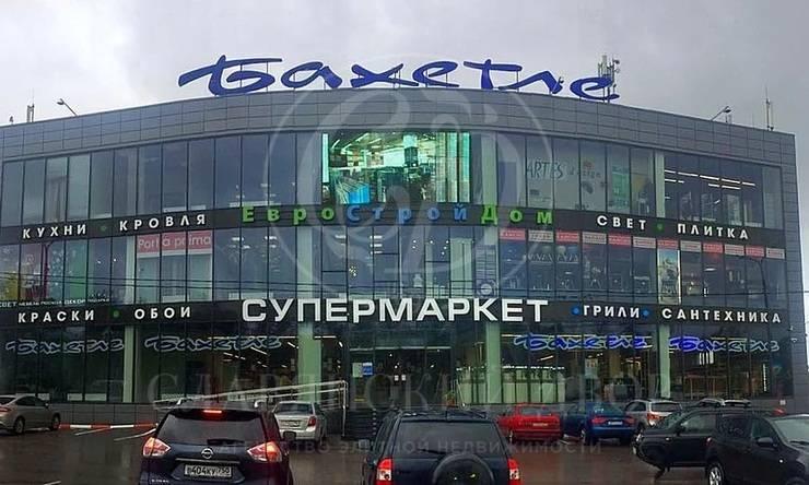 Аренда торговых помещений вТЦ Минское шоссе