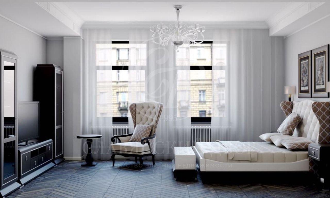 Апартаментный комплекс элитного класса « УПатриарших»