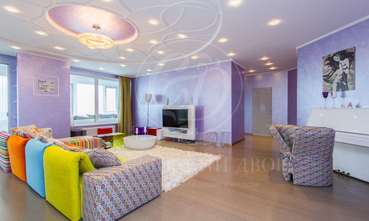 Новая квартира вЖК Кунцево