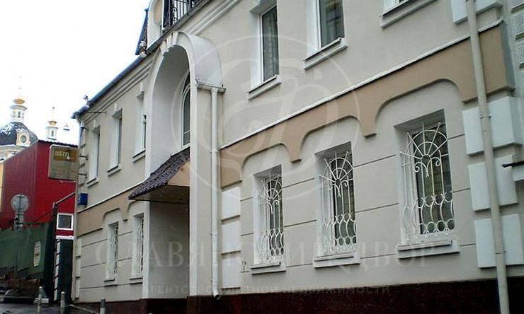 Аренда особняка висторическом центре Москвы