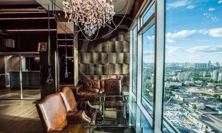 Великолепная квартира вМосква Сити