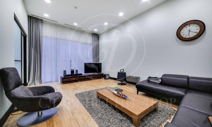 Стильная квартира вЖК «Легенда Цветного»