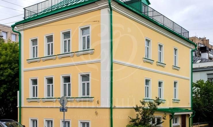 Продажа здания м.Октябрьская