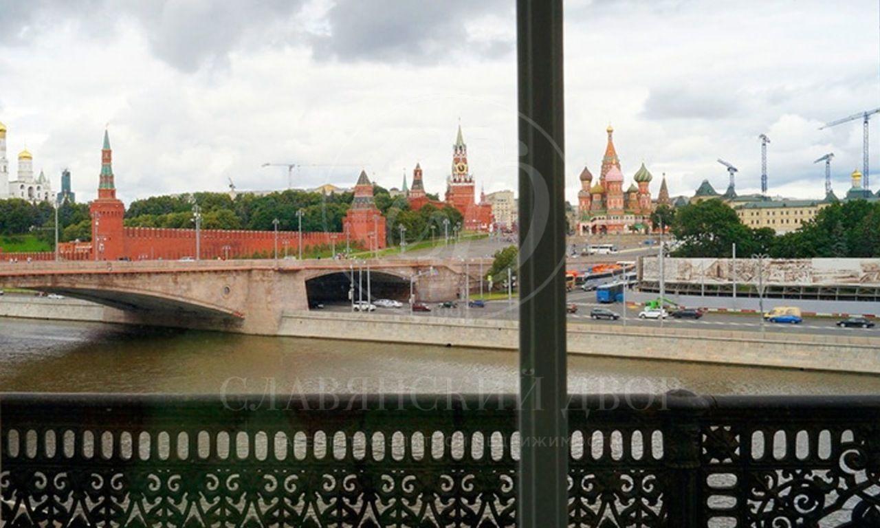 Аренда офиса  на набережной свидом на Кремль