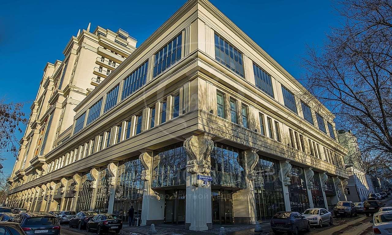 Аренда представительского офиса на Якиманке