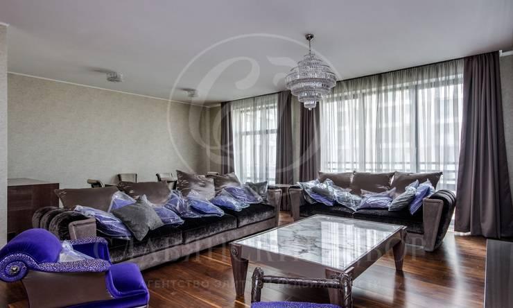 Шикарная квартира на Казарменном