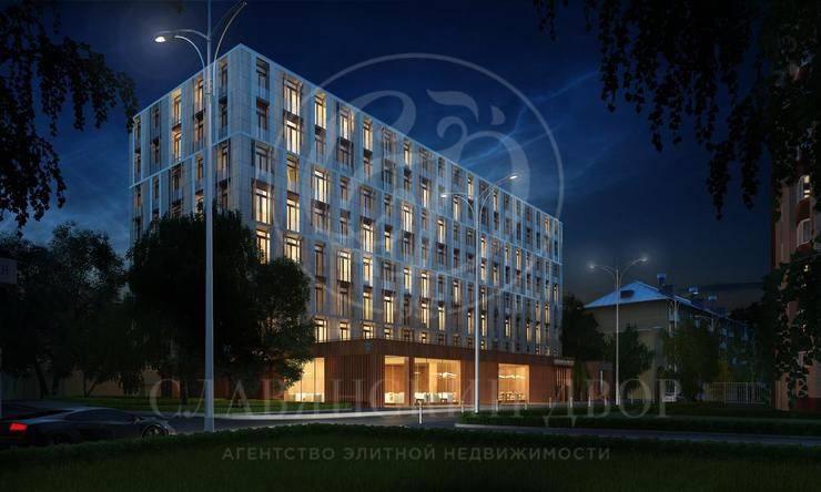 Предлагается апартамент вКлубном Доме на Сретенке