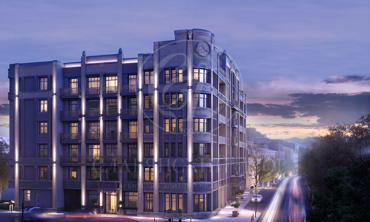 На продажу предлагается апартамент вРезиденции на Покровском бульваре
