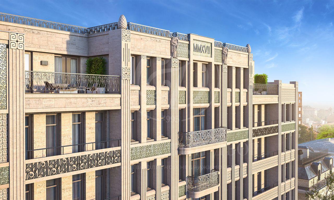 Предлагается апартамент вРезиденции на Покровском бульваре