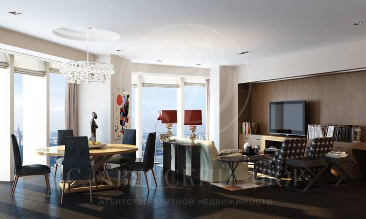 Продажа апартаментов вЖК «Меркурий Сити»