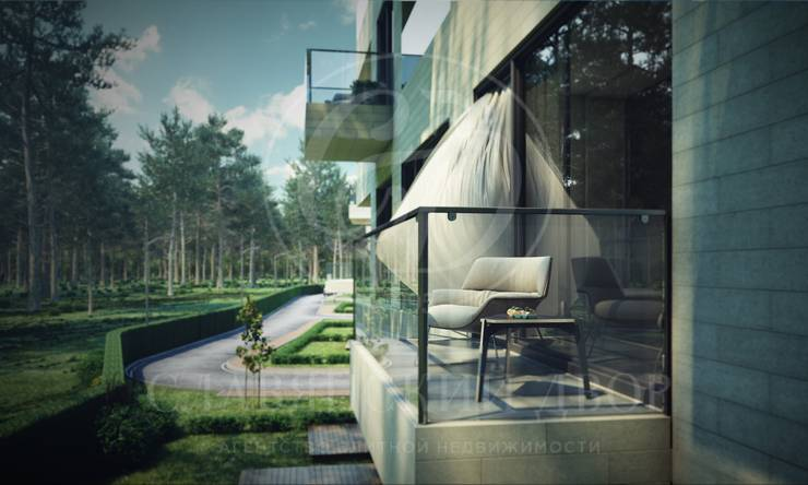 Современный Жилой комплекс «Level Barvikha Residence»