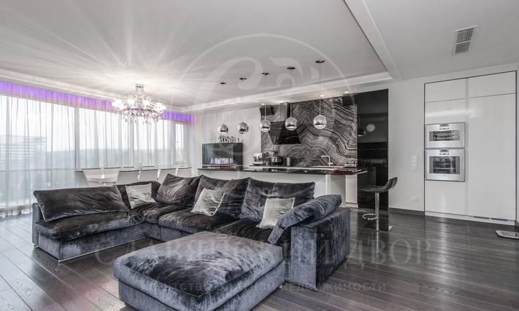 Шикарная квартира вКутузовской Ривьере