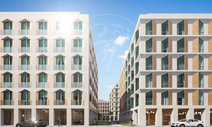 Продажа апартаментов вклубном доме A-Residence
