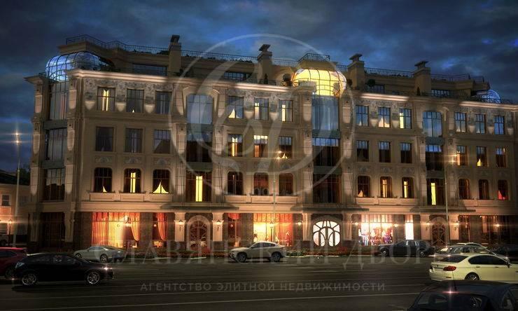 Продажа апартамента вКлубном доме Mon Cher
