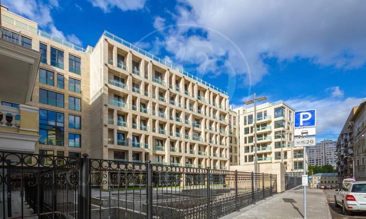 Продажа пентхауса вэлитном комплексе «Smolenskiy De Luxe»