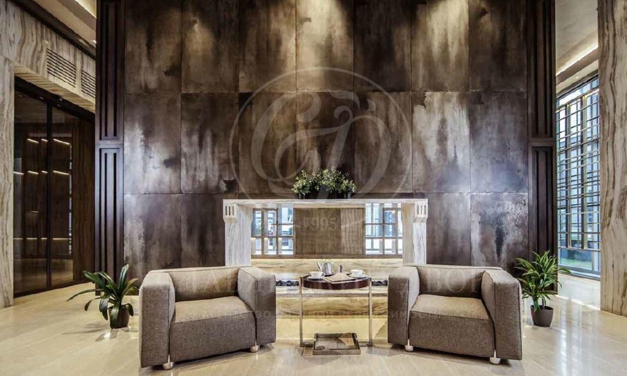 Апартаменты спанорамным видом вбашне ОКО