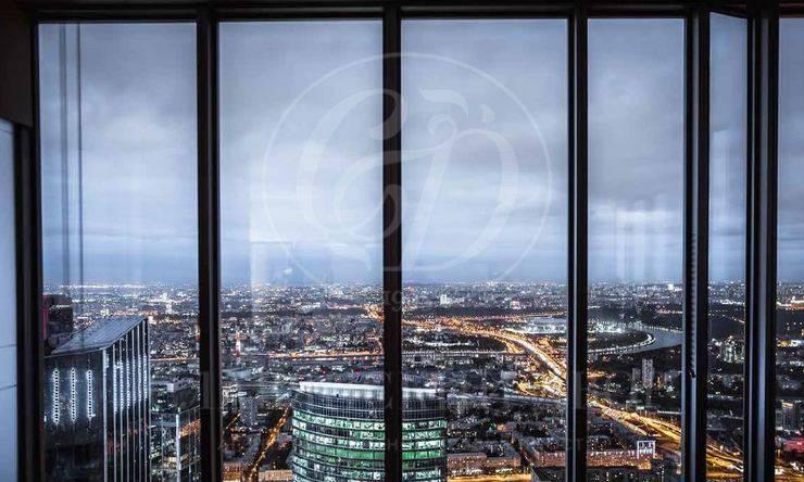 Готовые апартаменты вбашне ОКО Москва Сити