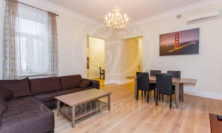 Отличная квартира вдореволюционном особняке впрестижном районе Москвы
