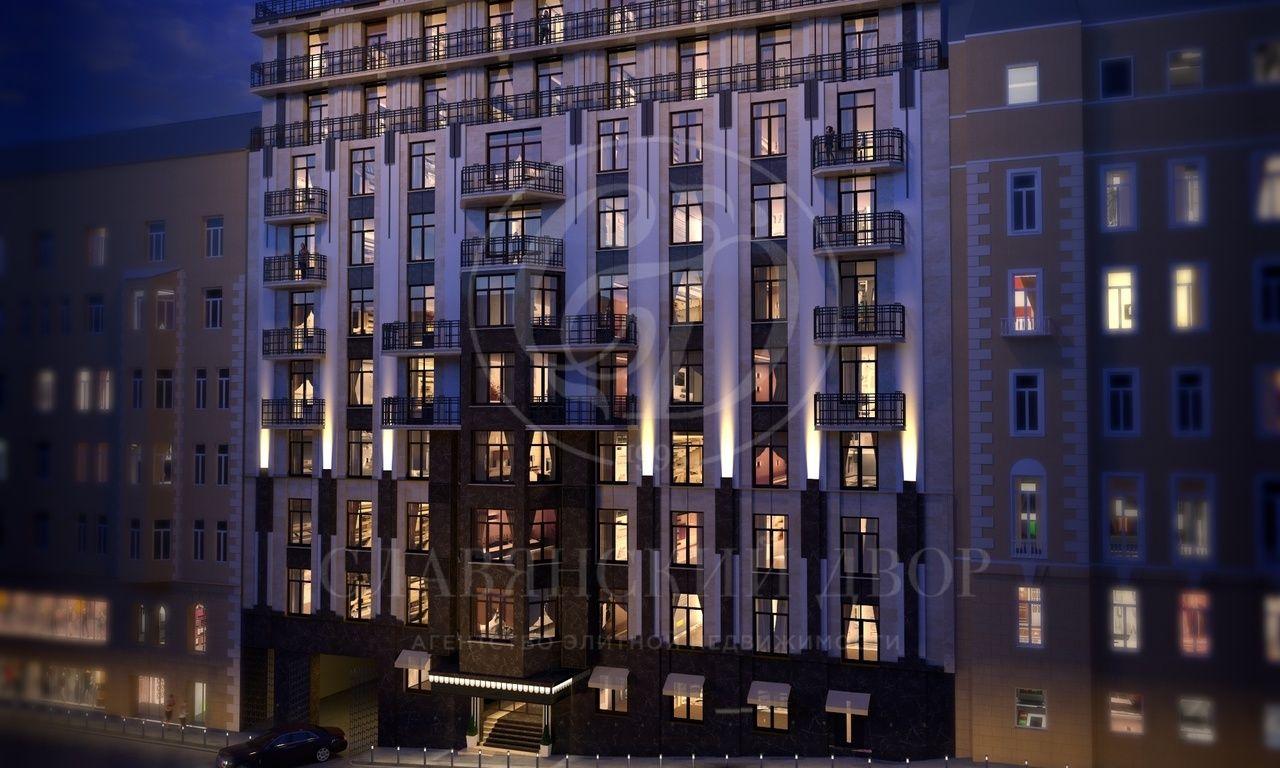 Продажа квартиры вКлубном доме «Звонарский»