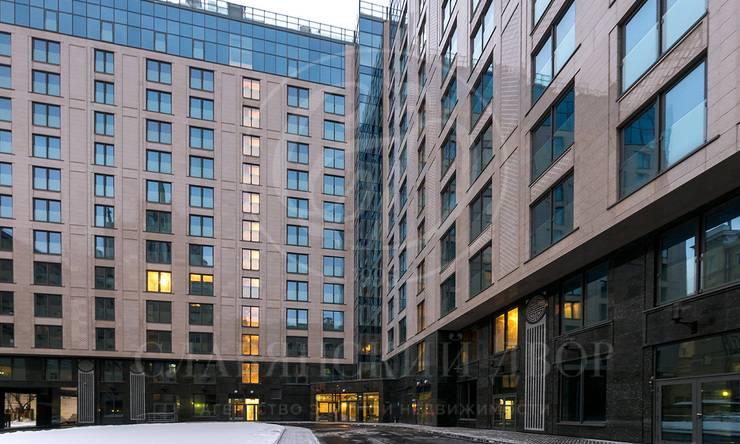 Продажа апартаментов вэлитном квартале «Сады Пекина»