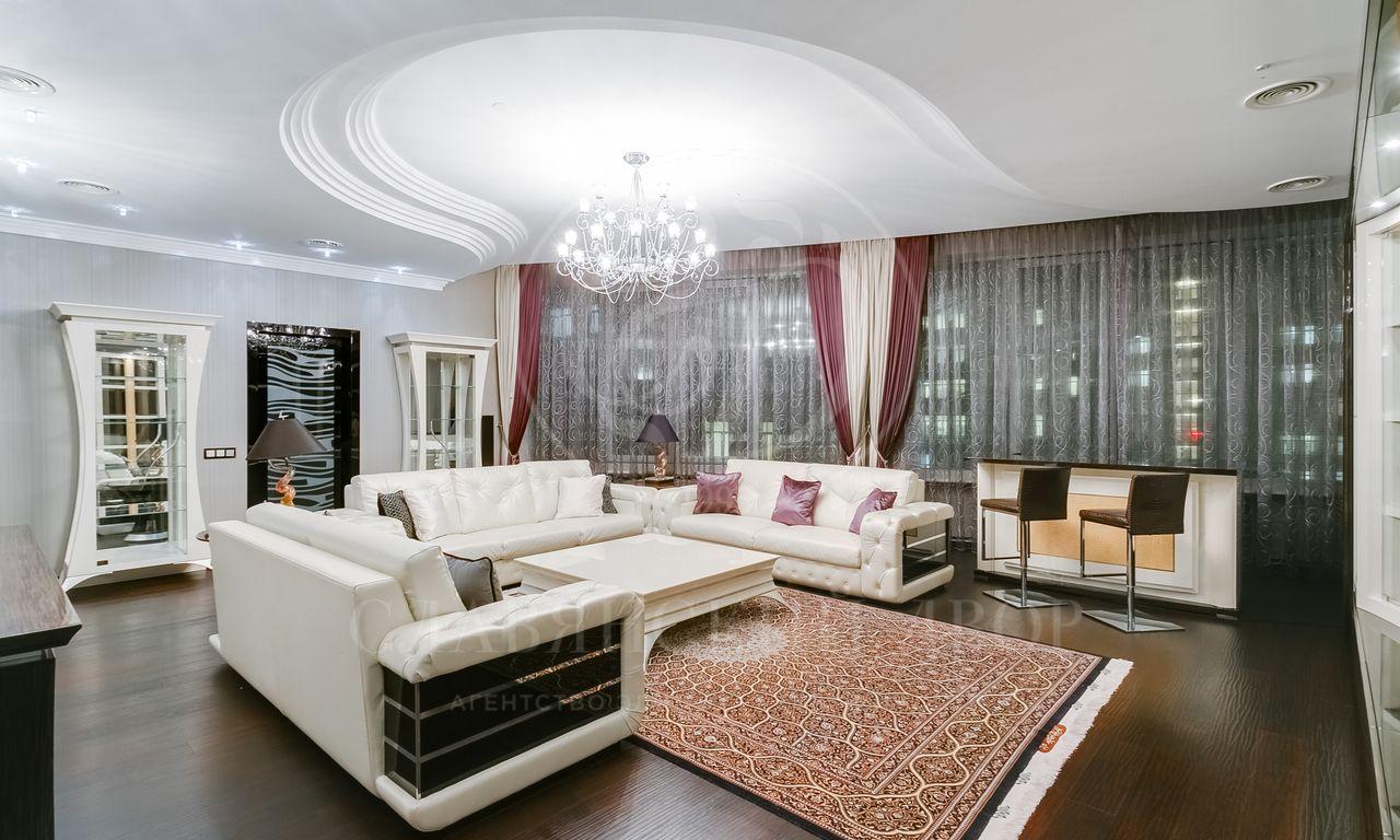 Роскошная квартира вшаговой доступности от Кремля