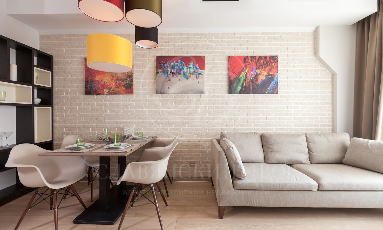 Предлагается апартамент сотделкой вКлубном доме ЖК «Парк мира»