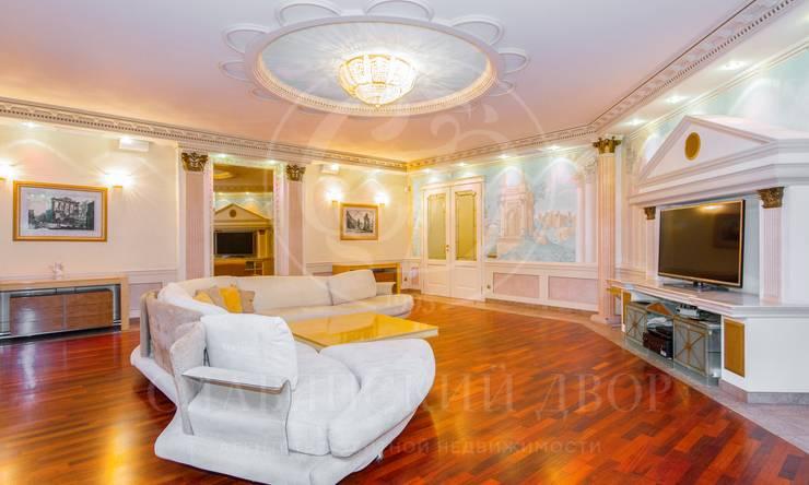 Квартира сэксклюзивным ремонтом вКлубном доме  «Золотые ключи 1»