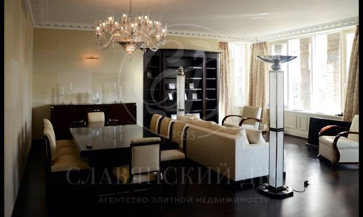 Уникальная квартира вклубном доме «Брюсов 19»