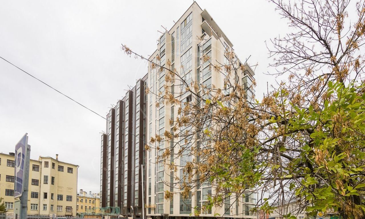 Продажа квартиры, Басманный пер