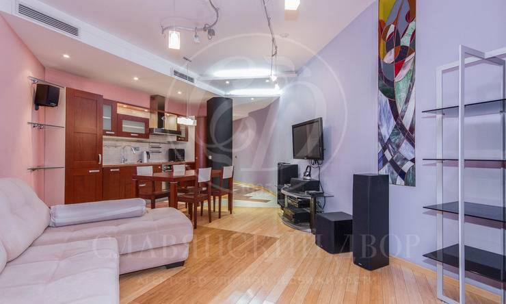 Продажа просторной квартиры вдоме бизнес-класса «Эдельвейс»