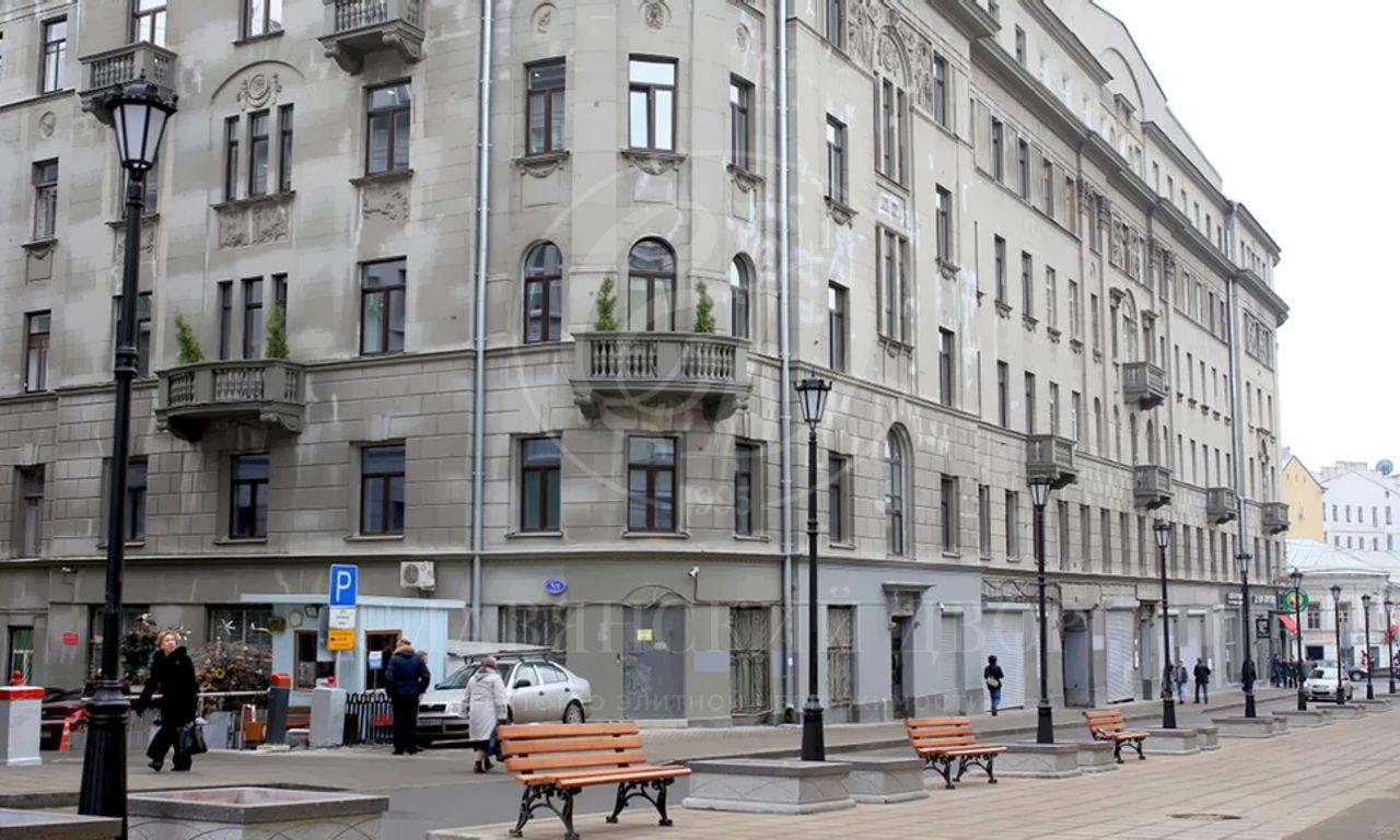 Аренда представительского офиса висторическом центре Москвы