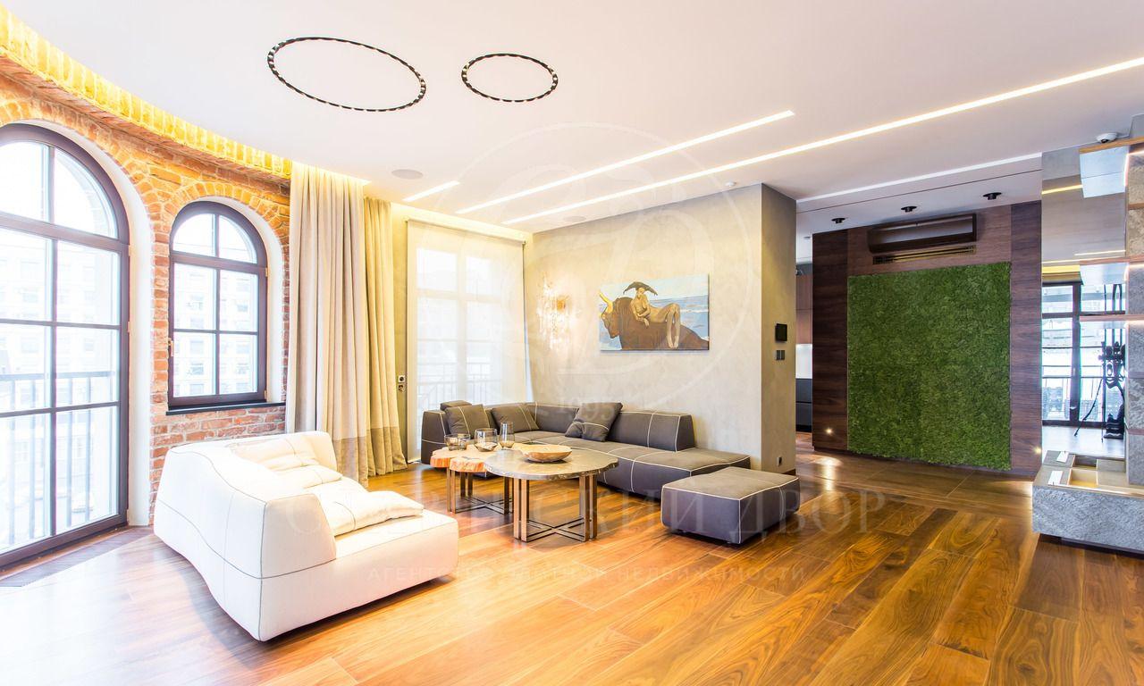 Шикарная квартира стеррасой вИтальянском квартале
