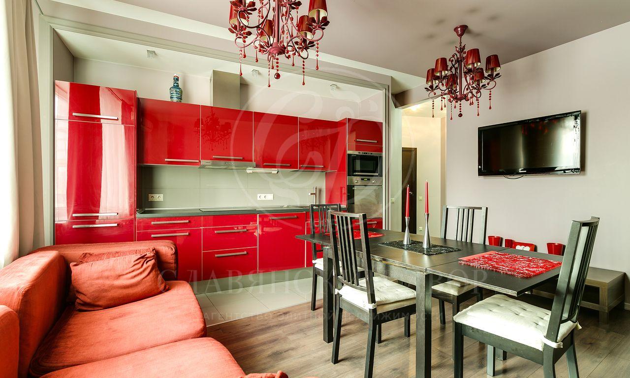 Великолепная 3-хкомнатная квартира на Мичуринском 34