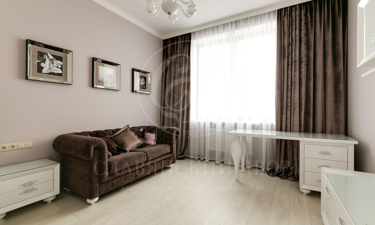 Квартира вжилом комплексе класса Де Люкс  «Дом на Покровском бульваре»